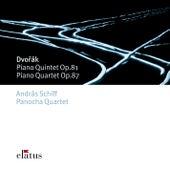 Dvorák : Piano Quintet Op.81 & Piano Quartet Op.87 by András Schiff