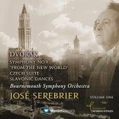 Dvorák : Symphony No.9, 'From the New World', Czech Suite & 2 Slavonic Dances de José Serebrier