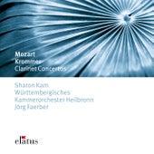 Krommer & Mozart : Clarinet Concertos von Sharon Kam