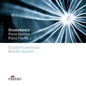 Shostakovich : Piano Quintet & Piano Trio No.2 von Borodin Quartet