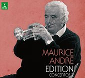 Maurice André Edition - Volume 2 de Maurice André