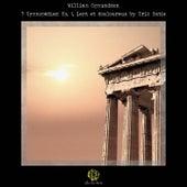 3 gymnopédies: no. 1, lent et douloureux by William Ogmundson