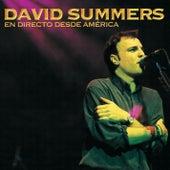 En Directo Desde America by David Summers