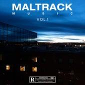 Maltrack Music, Vol. 1 de Mohand Baha, WarEnd, Skapin, $o$ad, Areski, Deep Kelins