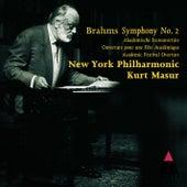 Brahms: Symphony No.2 & Academic Festival Overture by Kurt Masur