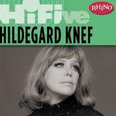 Rhino Hi-Five: Hildegard Knef von Hildegard Knef