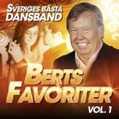 Sveriges Bästa Dansband - Berts Favoriter Vol. 1 de Blandade Artister