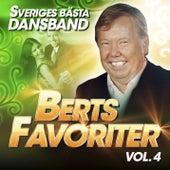Sveriges Bästa Dansband - Berts Favoriter Vol. 4 von Blandade Artister