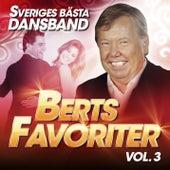 Sveriges Bästa Dansband - Berts Favoriter Vol. 3 by Various Artists