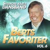 Sveriges Bästa Dansband - Berts Favoriter Vol. 6 von Blandade Artister