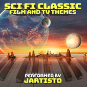 Sci-Fi Classic Film and TV Themes (For Solo Piano) by Jartisto