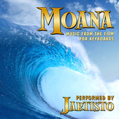 Moana (Music from the Film for Keyboards) de Jartisto