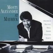 The Maybeck Recital Series, Vol. 40 de Monty Alexander