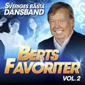 Sveriges Bästa Dansband - Berts Favoriter Vol. 2 de Various Artists