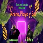 Arena playa y sol REMIX (Remix) di Faces
