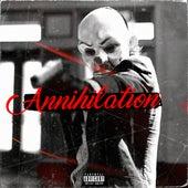 Annihilation (feat. Colony House, Dylan Mattew & Leonardo Favio) by Token