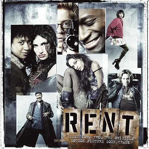 RENT - Selections From The Original Motion Picture Soundtrack von Jonathan Larson