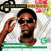 Most Wanted de Chukki Starr