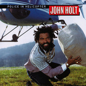 Police In Helicopter by John Holt