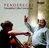 Penderecki : Complete Cello Concertos von Arto Noras