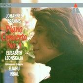 Brahms : Piano Concerto No.1 von Elisabeth Leonskaja