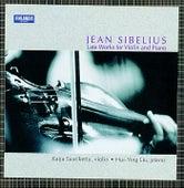 Sibelius : Late Works for Violin and Piano de Kaija Saarikettu