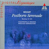 Mozart : Posthorn Serenade by Nikolaus Harnoncourt