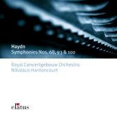 Haydn : Symphonies Nos 68, 93 & 100 von Nikolaus Harnoncourt