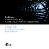 Beethoven : Piano Concerto No.5 & Piano Soonata No.23 by András Schiff