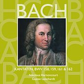 Bach, JS : Sacred Cantatas BWV Nos 158, 159, 161 & 162 von Various Artists
