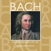 Bach, JS : Sacred Cantatas BWV Nos 177 - 179 by Nikolaus Harnoncourt