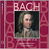Bach, JS : Sacred Cantatas BWV Nos 37 - 40 von Various Artists