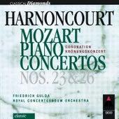 Mozart : Piano Concertos Nos 23 & 26 by Various Artists