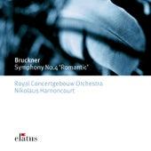 Bruckner : Symphony No.4 von Nikolaus Harnoncourt