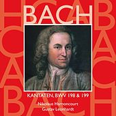 Bach, JS : Sacred Cantatas BWV Nos 198 & 199 von Various Artists