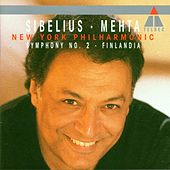 Sibelius : Symphony No.2 di Zubin Mehta
