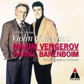Nielsen & Sibelius : Violin Concertos de Maxim Vengerov