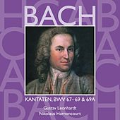 Bach, JS : Sacred Cantatas BWV Nos 67 - 69a von Various Artists