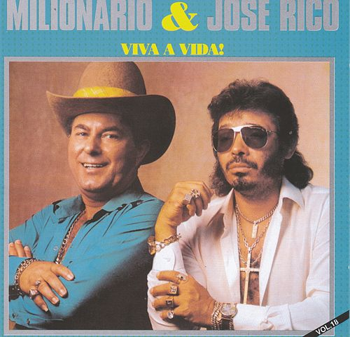 Volume 18 de Milionário e José Rico