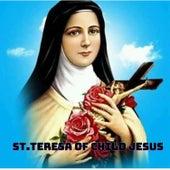 St.Teresa Of Child Jesus by Aparna