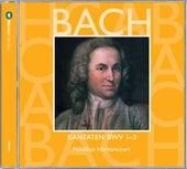 Bach, JS : Sacred Cantatas BWV Nos 1 - 3 by Nikolaus Harnoncourt