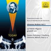 Sonderausgabe für Augustinermuseum Freiburg: Johannes Brahms, Vol. 2 von Various Artists