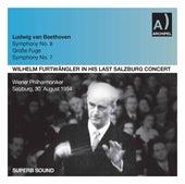 Beethoven: Symphonies (Live) von Wilhelm Futrwängler