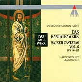 Bach, JS : Sacred Cantatas Vol.6 : BWV 100-117 von Various Artists