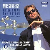 Mussorgsky : Pictures at an Exhibition von Toronto Symphony Orchestra and Jukka-Pekka Saraste (conductor)