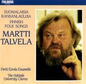 Suomalaisia kansanlauluja [Finnish Folk Songs] de Martti Talvela