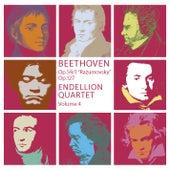 Beethoven : String Quartets Vol.4 by Endellion String Quartet