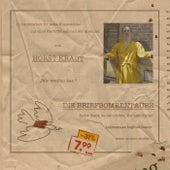 Die Briefbombentaube de Horst Kraut