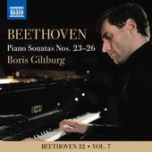 Beethoven 32, Vol. 7: Piano Sonatas Nos. 23-26 de Boris Giltburg