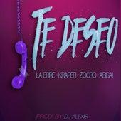 Te Deseo von DJ ALEXIS MX, La Erre, Kraper Ramirez, Zocro